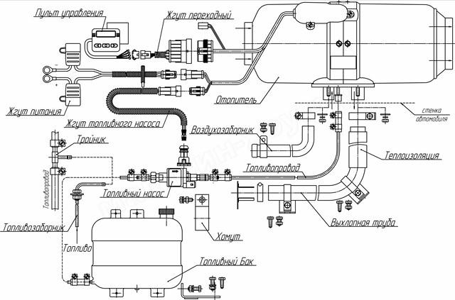 Планар 4ДМ-24 / Автономный